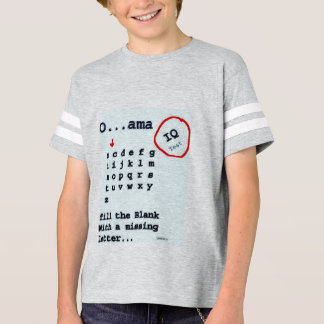 T-shirt Essai de Q.I.