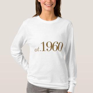 T-shirt Est 1960