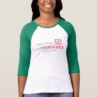T-shirt Est CE ce que 50 et regards FABULEUX aiment !