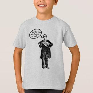 T-shirt Est-ce que c'est comment Bill Monroe a commencé ?