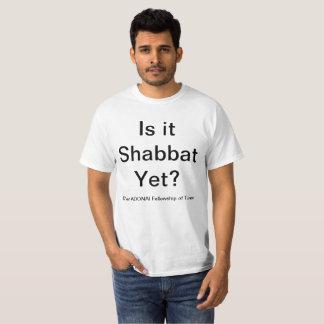 T-shirt Est-ce Shabbat ?