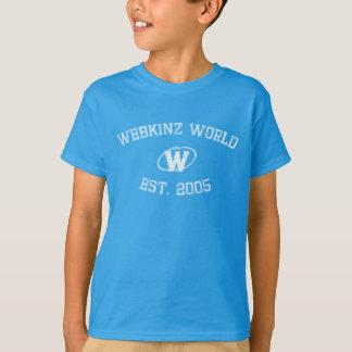 T-shirt Est du monde de Webkinz. 2005