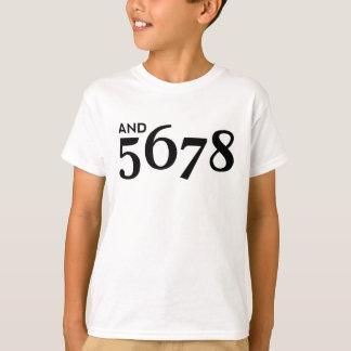 T-shirt Et 5678