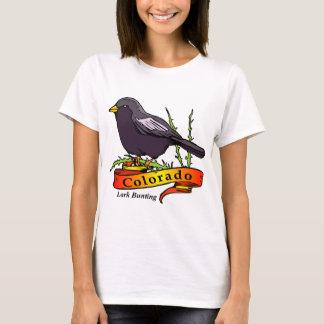 T-shirt Étamine d'alouette du Colorado
