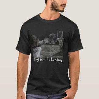 T-shirt Étant lion à Londres