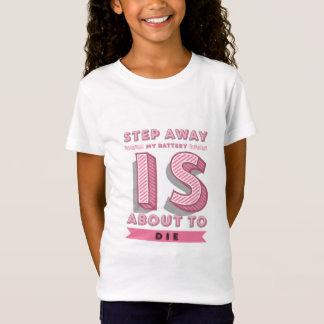 T-Shirt Étape loin drôle