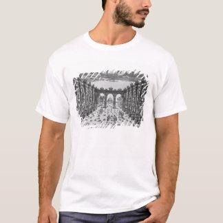 T-shirt Étape par Giacomo Torelli pour 'Venere Gelosa