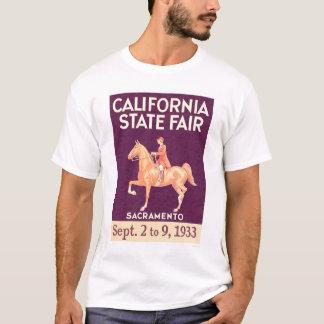 T-shirt État 1933 de la Californie juste