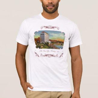 T-shirt État de la chemise des hommes d'immeuble de