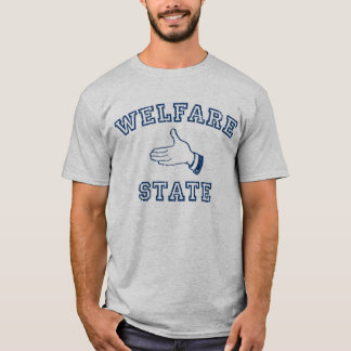 T-shirt État-providence
