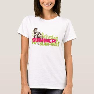 T-shirt Été Claquement-elle