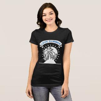 T-shirt Été d'amour
