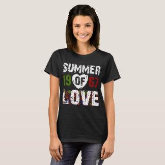 T-shirt Été de l'amour 1967