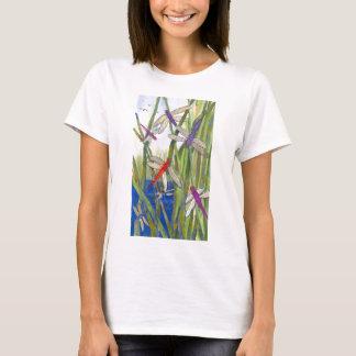 T-shirt Été de libellules