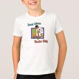 T-shirt Été là a cassé ce tee - shirt de mâle d'arts