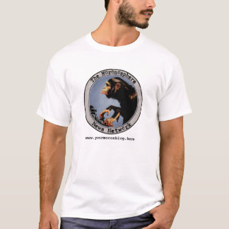 T-shirt Êtes-vous un débile ?
