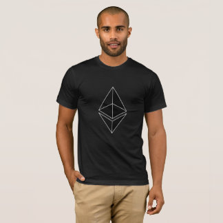 T-shirt Ethereum - Cryptocurrency