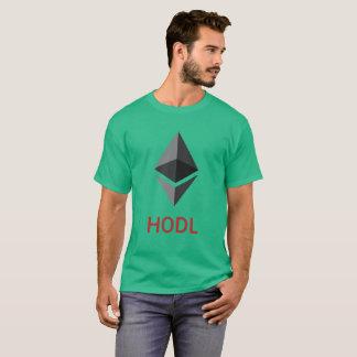 T-shirt Ethereum HODL