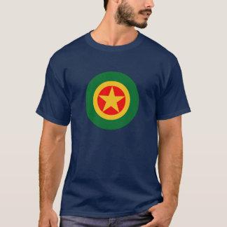 T-shirt éthiopien de l'Armée de l'Air