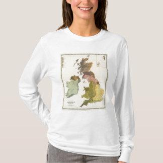 T-shirt Ethnographique, Britannique du GT, Irlande