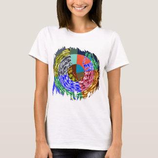 T-shirt Étincelle grande de NOVINO - graphiques par Navin