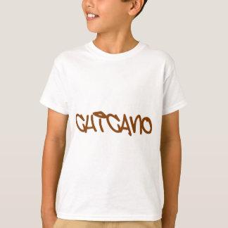 T-shirt Étiquette chicano