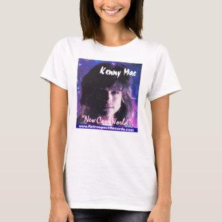 """T-shirt Étiquette de la couverture n RRs de Mac """" NCW """" du"""