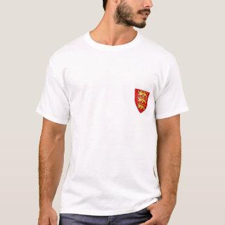 T-shirt Étiquette de lions de l'Angleterre 3