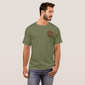 T-shirt Étiquette vintage de bière de Munchener