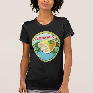 T-shirt Étiquette vintage de Limonada