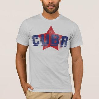 T-shirt Étoile cubaine