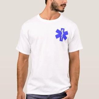 T-shirt Étoile de la vie et de chemise de l'ambulance SME