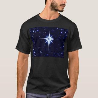 T-shirt Étoile de nativité de Noël