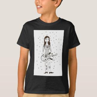 T-shirt Étoile de roche