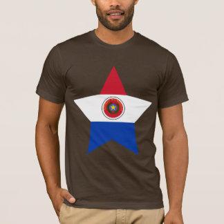 T-shirt Étoile du Paraguay