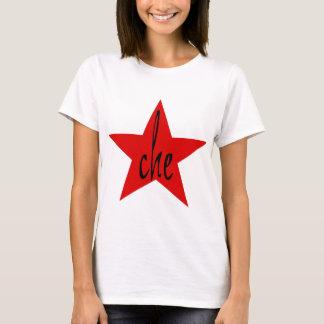 T-shirt Étoile rouge de Che !