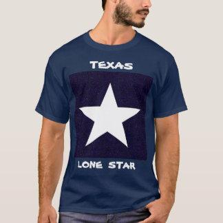 T-shirt Étoile solitaire du Texas