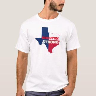 """T-shirt Étoile solitaire """"Houston fort """""""