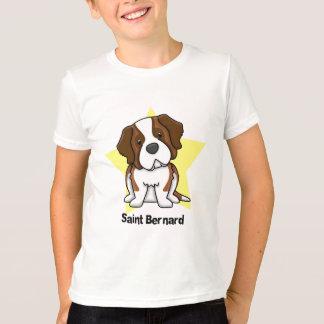 T-shirt Étoile St Bernard de Kawaii