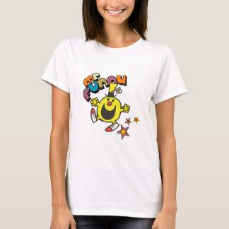 T-shirt Étoiles brillantes de M. Funny  
