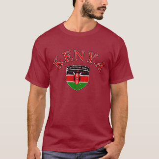 T-shirt Étoiles de Harambee du Kenya