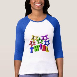 T-shirt Étoiles de pirouette