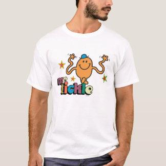 T-shirt Étoiles de scintillement de M. Tickle |