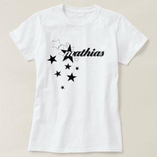 T-shirt Étoiles filantes - habillement de Mathias