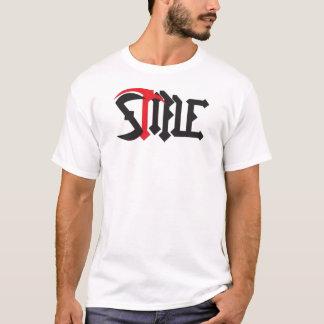 T-shirt Étouffez le wifebeater