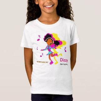 """""""T-shirt étourdi de danse des enfants de groupe de T-Shirt"""