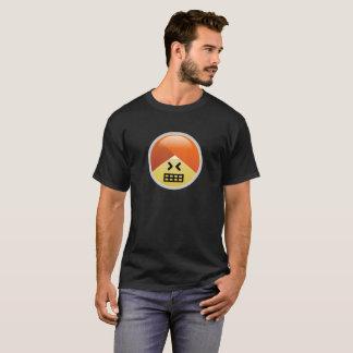 T-shirt étourdi d'Emoji de turban de Guru de
