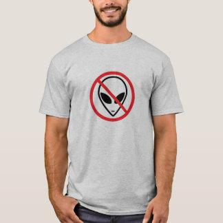 T-shirt étranger de résistance