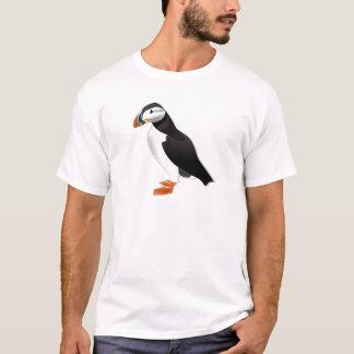 T-shirt Être de macareux atlantique dans l'attente à
