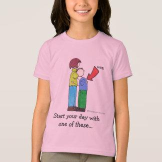 T-shirt Étreindre de maman et de Joey